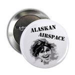Alaskan Airspace Sarah Palin Campaign Button
