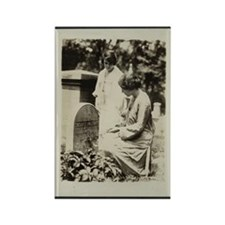 Alice Paul Susan B. Anthony Rectangle Magnet