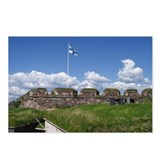 Suomenlinna, Finland Postcards (Package of 8)