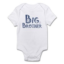 I'm the Big Brother Infant Bodysuit