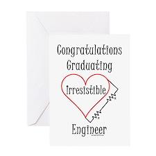 Electrical Engineer Graduate Greeting Card