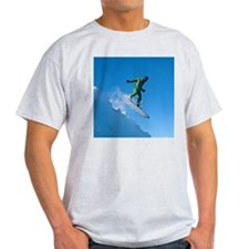 Cute Ski art T-Shirt