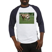 Cute Paint horse Baseball Jersey