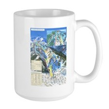 Unique Skiing fan Mug