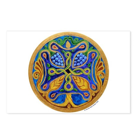 Armenian Tree of Life Postcards (Package of 8)