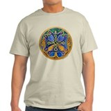 Armenian Tree of Life Cross MandalaT-Shirt