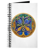 Armenian Tree of Life Cross Mandala Journal