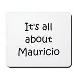 Cool Mauricio Mousepad
