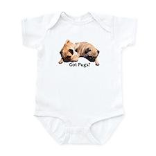 Got Pugs? Infant Bodysuit