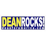 Dean Rocks! (bumper sticker)