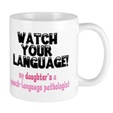 SLP Daughter Small Mug