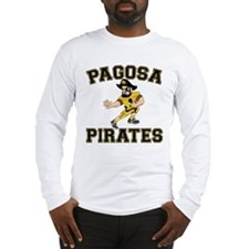 Pagosa Pirates Long Sleeve T-Shirt