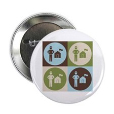 "Parks Pop Art 2.25"" Button (10 pack)"