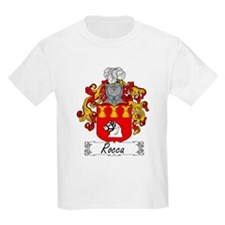 Rocca Family Crest Kids T-Shirt