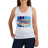 Unique Las vegas Women's Tank Top