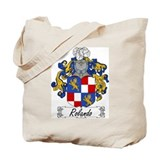Rolando Family Crest Tote Bag