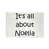 Noelia Rectangle Magnet (100 pack)