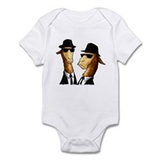 The Llama Brothers Infant Bodysuit