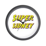 Super sidney Wall Clock