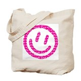 "Laws of Life ""Smiley"" Tote Bag"