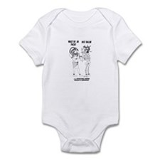 Horus and Ah Puch Infant Bodysuit