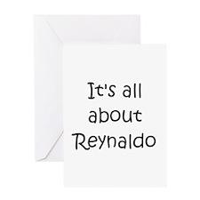 Cool Reynaldo's Greeting Card