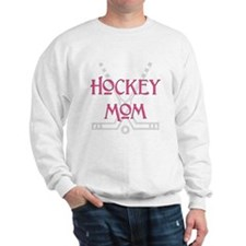 Hockey Mom Pink Sweatshirt