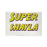 Super shayla Rectangle Magnet (10 pack)