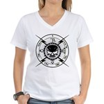 NEW MAGIC Women's V-Neck T-Shirt