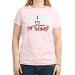 my therapist Women's Light T-Shirt