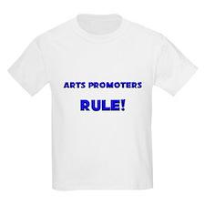 Arts Promoters Rule! T-Shirt