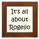 Cool Rogelio Framed Tile
