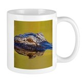 Unique American alligator Mug