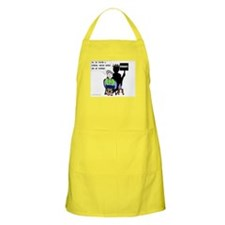 so you're a lesbian BBQ Apron