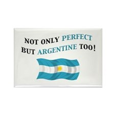 Perfect Argentine 2 Rectangle Magnet