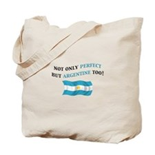 Perfect Argentine 2 Tote Bag