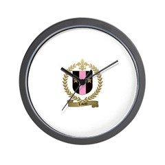 LABATT Family Crest Wall Clock