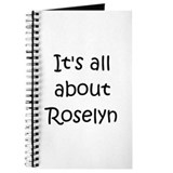 Cool Roselyn Journal