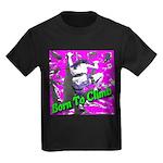 Born To Climb Kids Dark T-Shirt