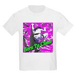 Born To Climb Kids Light T-Shirt