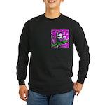 Born To Climb Long Sleeve Dark T-Shirt