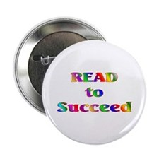 "Read to Succeed 2.25"" Button"