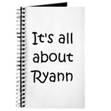 Funny Ryann Journal