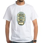 L.A. School Police White T-Shirt