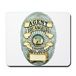 L.A. School Police Mousepad