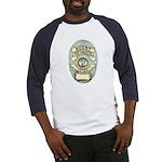 L.A. School Police Baseball Jersey
