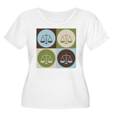 Law Pop Art T-Shirt