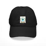 LACASSE Family Crest Black Cap