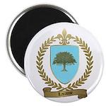 LACASSE Family Crest Magnet