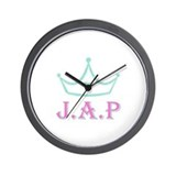 Jewish American Princess Wall Clock